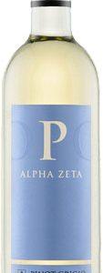 Alpha Zeta - P Pinot Grigio 2019 75cl Bottle