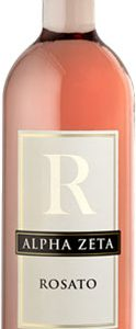 Alpha Zeta - R Rosato 2017 75cl Bottle