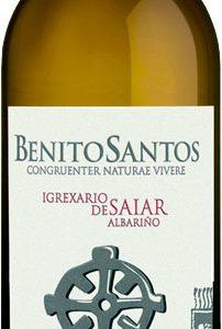 Bodegas Benito Santos - Albarino 2018 75cl Bottle