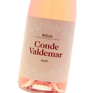 Bodegas Valdemar - Conde Valdemar Rioja Rose 2018 6x 75cl Bottles