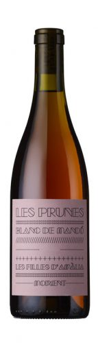 Cellar del Roure - Les Prunes Blanc de Mando DO 2017 6x 75cl Bottles