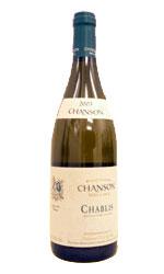 Chanson Pere & Fils - Chablis 2016 75cl Bottle