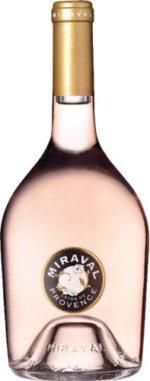 Chateau Miraval - Cotes de Provence Rose 2019 75cl Bottle