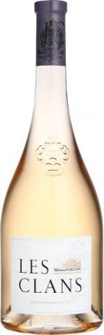 Chateau d'Esclans - Les Clans Rose 2017 75cl Bottle