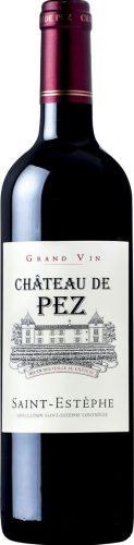 Chateau de Pez - St Estephe 2012 75cl Bottle