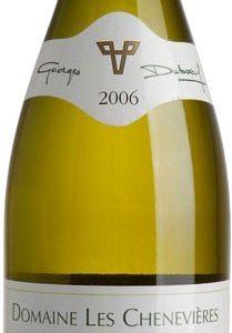 Duboeuf - Macon-Villages, Domaine Les Chenevieres 2014 75cl Bottle