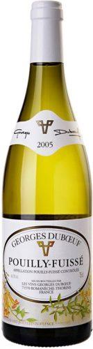 Duboeuf - Pouilly Fuisse, Domaine Beranger 2017 75cl Bottle