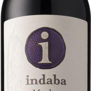 Indaba - Merlot 2017 75cl Bottle