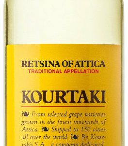 Kourtaki - Retsina of Attica NV 75cl Bottle