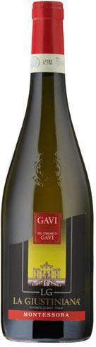 La Giustiniana - Gavi di Gavi Montessora 2017 75cl Bottle