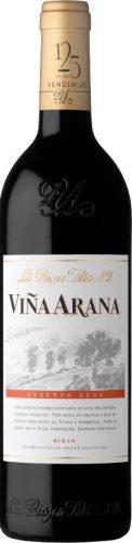 La Rioja Alta - Vina Arana Gran Reserva 2012 75cl Bottle
