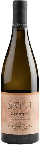M. Chapoutier - Domaine de Bila Haut Chrysopee 2014 75cl Bottle