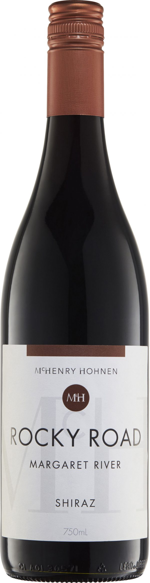 McHenry Hohnen - Rocky Road Shiraz 2014 6x 75cl Bottles