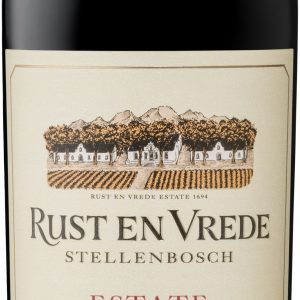 Rust En Vrede - Estate Wine 2016 75cl Bottle