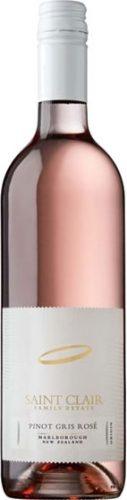 Saint Clair - Pinot Gris Rose 2018 75cl Bottle