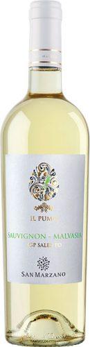 San Marzano - Il Pumo Sauvignon Malvasia Puglia 2018 75cl Bottle