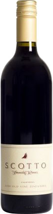 Scotto - Lodi Old Vine Zinfandel 2016 75cl Bottle