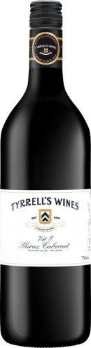 Tyrrells - Winemakers Selection Vat 8 Shiraz 2011 75cl Bottle