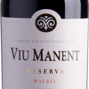 Viu Manent - Estate Collection Reserva Malbec 2017 6x 75cl Bottles