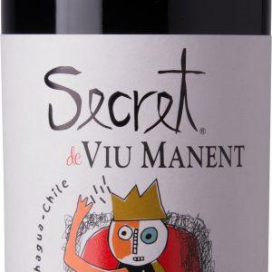 Viu Manent - Secret Cabernet Sauvignon 2015 6x 75cl Bottles