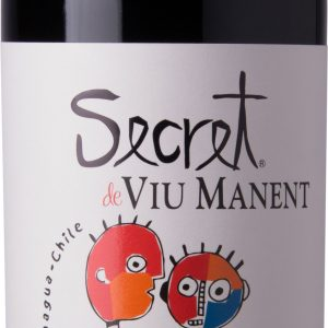 Viu Manent - Secret Syrah 2015 6x 75cl Bottles