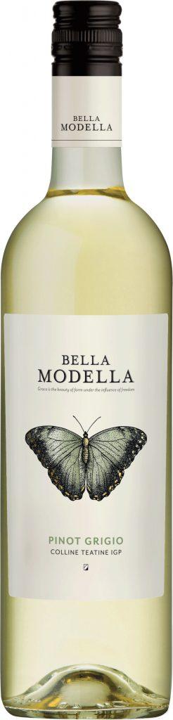 Bella Modella - La Farfalla Pinot Grigio Colline Teatine IGT Abruzzo 2018 75cl Bottle