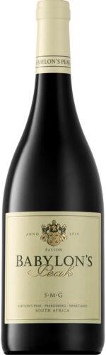 Babylon's Peak - SMG 2017 6x 75cl Bottles