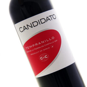 Candidato - Tempranillo 2018 12x 75cl Bottles