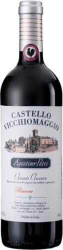 Castello Vicchiomaggio - Agostino Petri Chianti Classico Riserva 2016 75cl Bottle