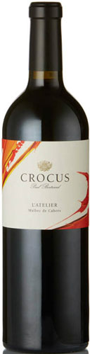 Crocus - Paul Bertrand Atelier 2012 75cl Bottle