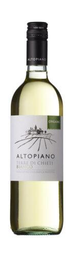 Feudo Antico - Altopiano Bianco Biologico IGP 2018 12x 75cl Bottles