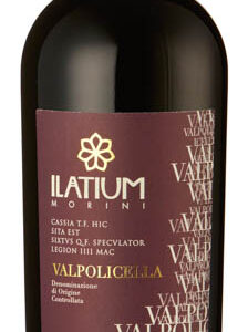 ILatium Morini - Valpolicella DOC Veneto 2017 6x 75cl Bottles