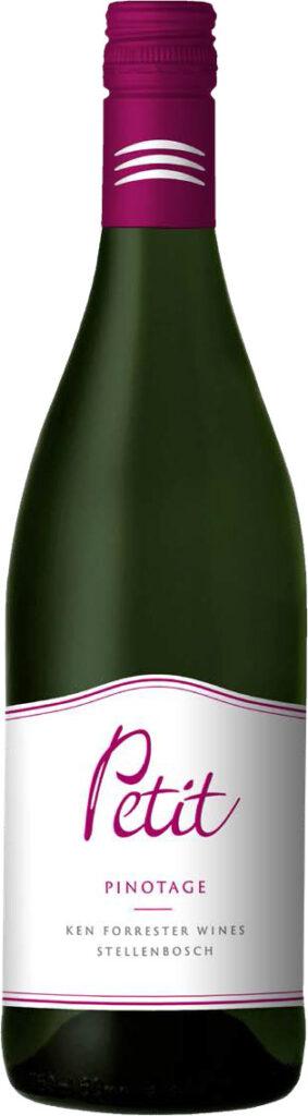 Ken Forrester - Petit Pinotage 2019 75cl Bottle