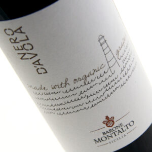 Montalto - Organic Nero d'Avola 2018 6x 75cl Bottles