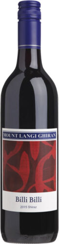 Mount Langi Ghiran - Billi Billi Shiraz 2016 75cl Bottle