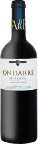 Ondarre - Reserva Rioja 2015 75cl Bottle