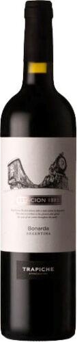 Trapiche - Estacion 1883 Bonarda 2017 75cl Bottle