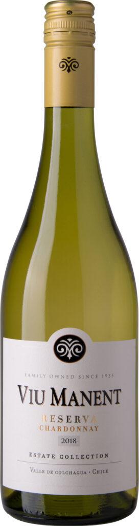 Viu Manent - Estate Collection Reserva Chardonnay 2018 6x 75cl Bottles