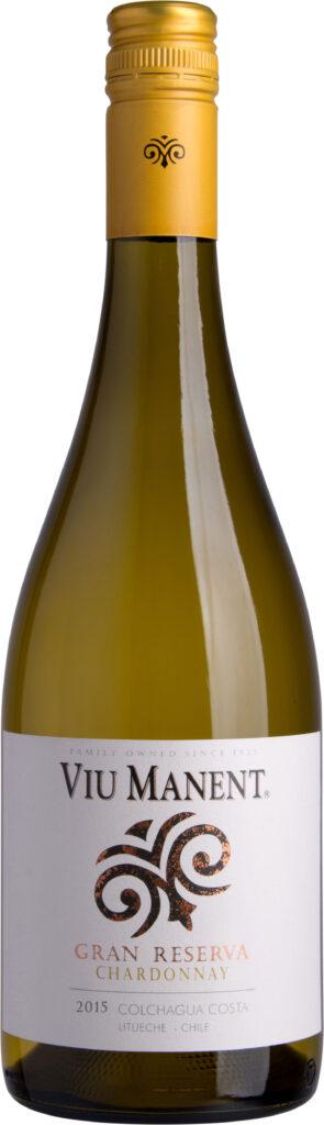 Viu Manent - Gran Reserva Chardonnay 2015 6x 75cl Bottles