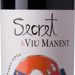 Viu Manent - Secret Malbec 2017 6x 75cl Bottles