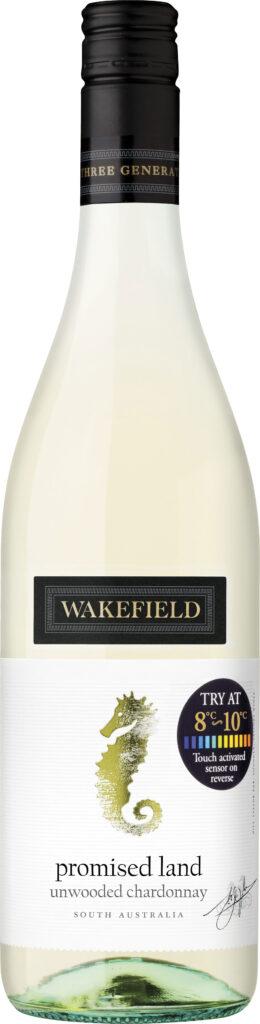 Wakefield Wines - Promised Land Chardonnay 2017 6x 75cl Bottles