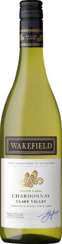 Wakefield Wines - Wakefield Estate Chardonnay 2017 6x 75cl Bottles