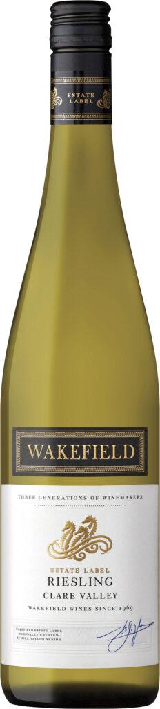 Wakefield Wines - Wakefield Estate Riesling 2018 6x 75cl Bottles