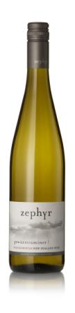 Zephyr Wines - Gewrztraminer Marlborough 2018 6x 75cl Bottles