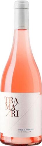San Marzano - Tramari Primitivo Rose Salento 2019 75cl Bottle