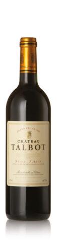 Chateau Talbot - 4eme Cru Classe St-Julien 2014 75cl Bottle