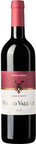 Fattoria Le Pupille - Poggio Valente IGT 2018 75cl Bottle
